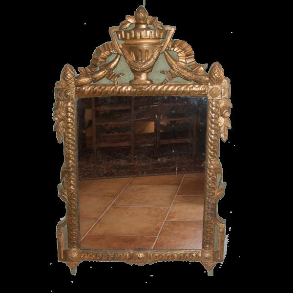 Miroir XVIIIe