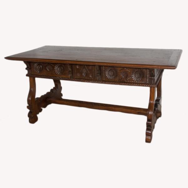 Table à Gibier , Espagne époque XVIIe