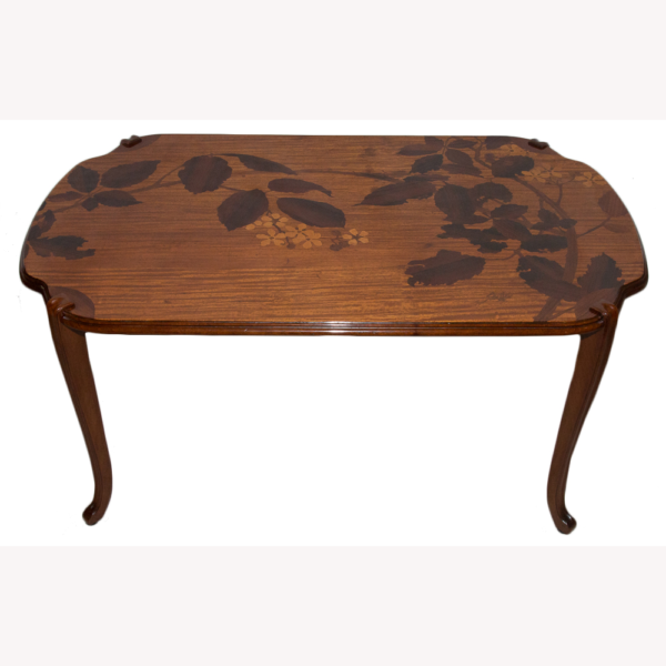 Table Basse signée Emile GALLÉ Circa 1900