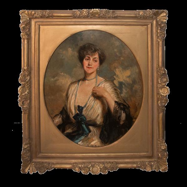 La princesse Poniatowski Jacques Émile Blanche 1861-1942