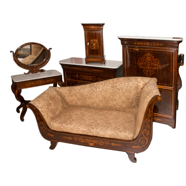 Chambre à Coucher époque Charles X Circa 1825