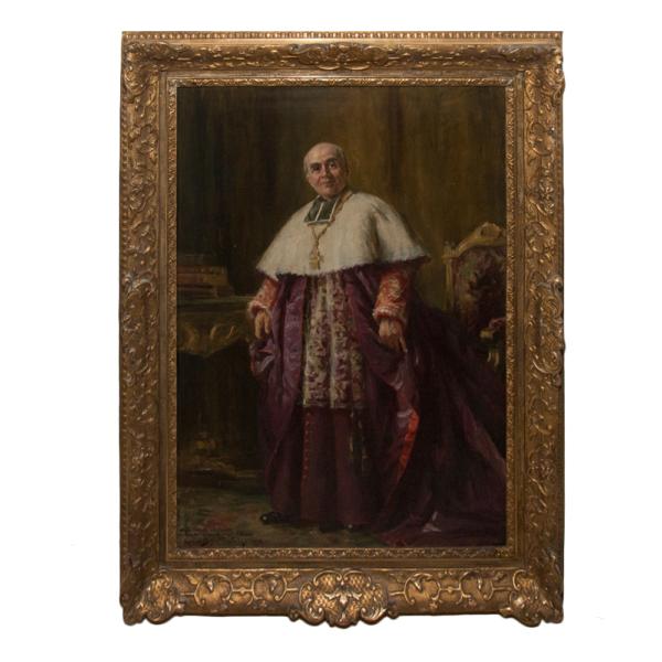 Portrait Mgr Latty , Archevêque D'avignon M. Barthalot, 1914